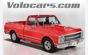 1969 Chevrolet C/K Truck for sale 101086289